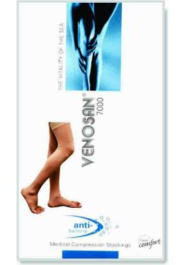 Venosan 7000 Series Class II Thigh Length (AGH) (Cotton With SeaCell)