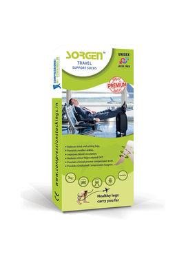 Sorgen Premium Travel Support Socks