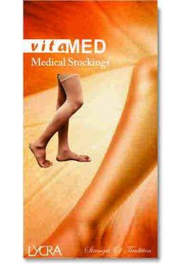Venosan Vitamed Class II Thigh Length Stockings (AGH) (Lycra)