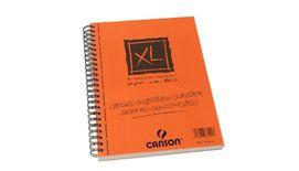 Canson XL Croquis 90 GSM A5 Album of 60 Fine Grain Sheets
