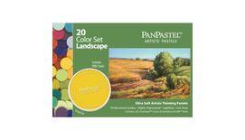 PanPastel Colors Ultra Soft Artist's Painting Pastels, Landscape - 20 Assorted Colours