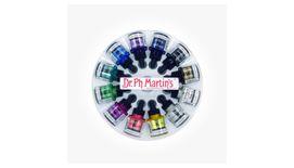 Dr. Ph. Martin's Iridescent Calligraphy Ink Set 1 - 12 Bottles x 30 ML