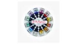 Dr. Ph. Martin's Iridescent Calligraphy Ink Set 2 - 12 Bottles x 30 ML