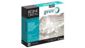 Pebeo Gedeo Crystal Resin - 150 ml