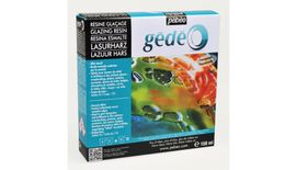 Pebeo Gedeo Glazing Resin - 150 ml