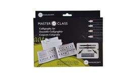 Manuscript Masterclass Calligraphy Fountain Pen Set in Tin Box