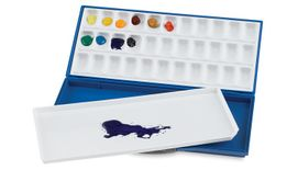 Mijello - Watercolour Palettes - Fusion Leakproof/Airtight 33 Wells