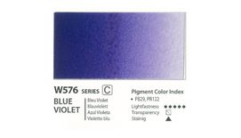 Mission Gold Professional Grade Extra-Fine Watercolour  - 15 ML - Blue Violet