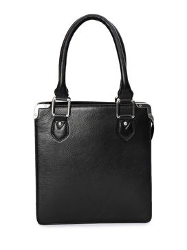 Women's Leather Handbag - PRU1334