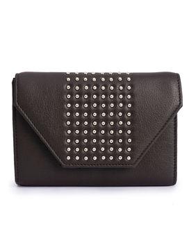 Women's Leather Wallet - PRU1372