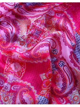 Phive Rivers Printed Scarf - PR1000