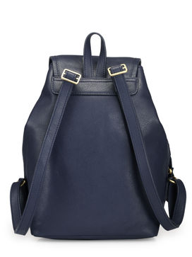 Women's Leather Backpack - PR1036