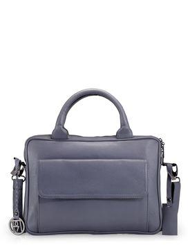 Women's Leather Laptop Bag - PR1038