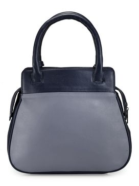 Women's Leather Satchel Bag - PR1045