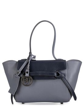 Women's Leather Satchel Bag - PR1053
