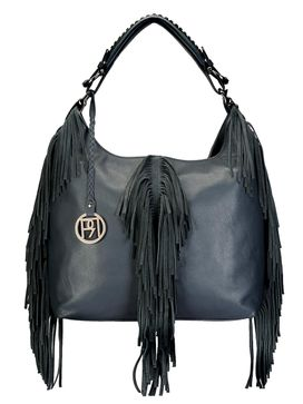 Women's Leather Hobo Bag - PR1070