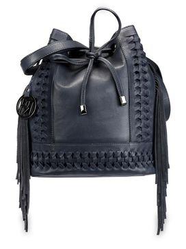 Women's Leather Shoulder Bag - PR1074