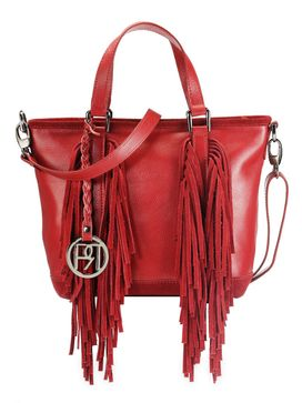 Women's Leather Handbag - PR1076