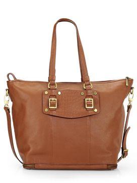 Women's Leather Shoulder Bag - PR1090