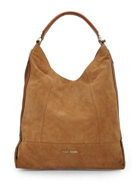 Women's Leather Hobo Bag - PR1093