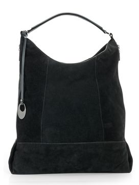 Women's Leather Hobo Bag - PR1094