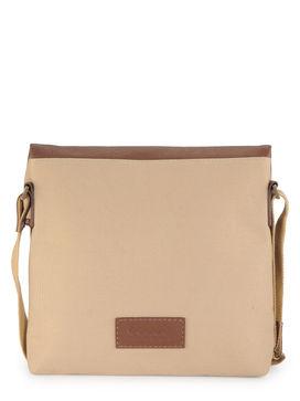 Men's Leather Messenger Bag - PR1115