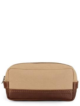 Men's Leather Wash bag/Toilet kit - PR1118
