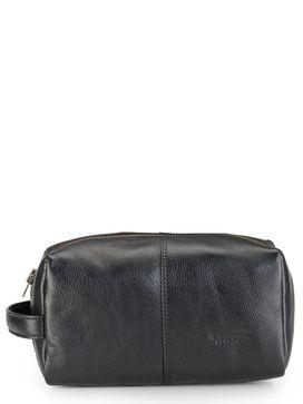 Men's Leather Wash bag/Toilet kit - PR1136