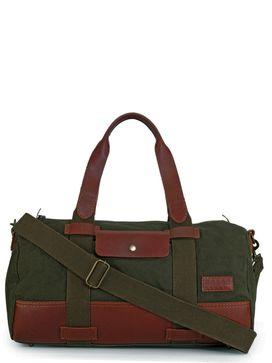 Men's Leather Duffle/ Weekender - PR1140