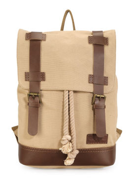 Men's Leather Backpack - PR1146