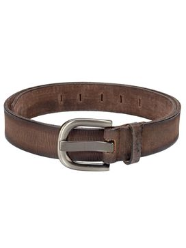 Phive Rivers Men's Leather Belt (PR1183)