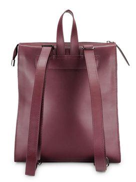 Women's Leather Back Pack - PR1220