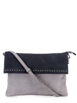 Women's Leather Crossbody Bag - PR1222