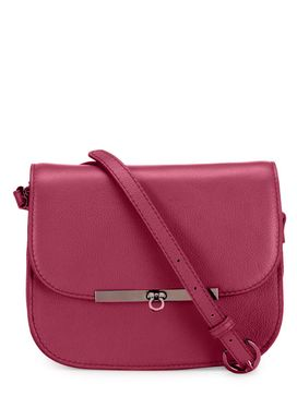 Women's Leather Crossbody Bag - PR1230