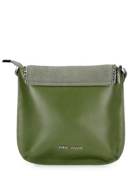 Women's Leather Crossbody Bag - PR1231