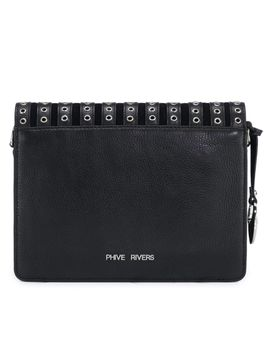Women's Leather Crossbody Bag - PR1269
