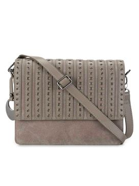 Women's Leather Crossbody Bag - PR1271