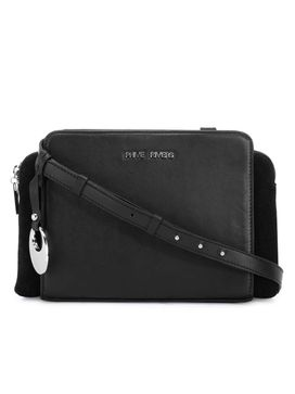 Women's Leather Crossbody Bag - PR1272