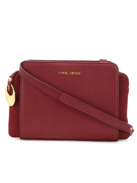 Women's Leather Crossbody Bag - PR1274
