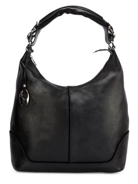 Women's Leather Hobo Bag - PR1276