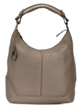 Women's Leather Hobo Bag - PR1277