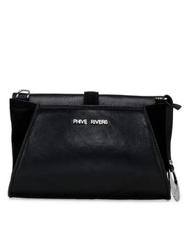 Women's Leather Crossbody Bag - PR1278