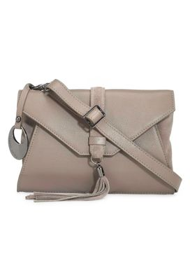 Women's Leather Crossbody Bag - PR1280