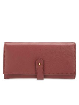 Women's Leather Wallet - PR1286