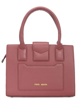 Women's Leather Handbag - PR1289