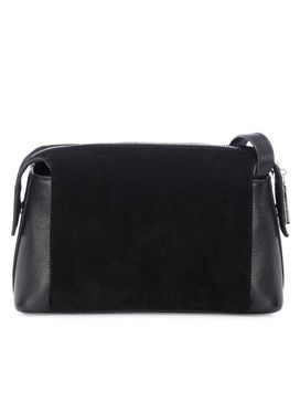 Women's Leather Crossbody Bag - PR1290