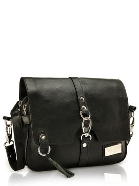 Women's Leather Sling Bag - PR315-B