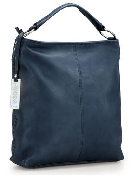 Women's Leather Hobo Bag - PR392-A