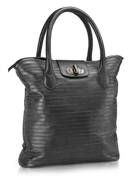 Women's Leather Tote Bag - PR581