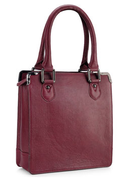 Women's Leather Handbag - PR859